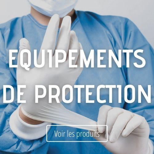 Equipements de protection, de nettoyage et d'entretien